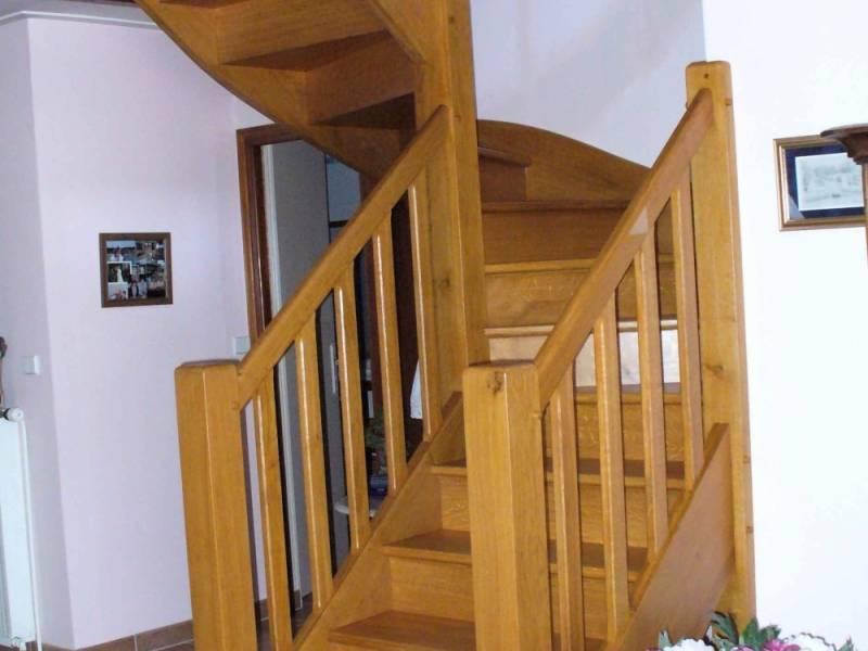 Escalier Bois 28