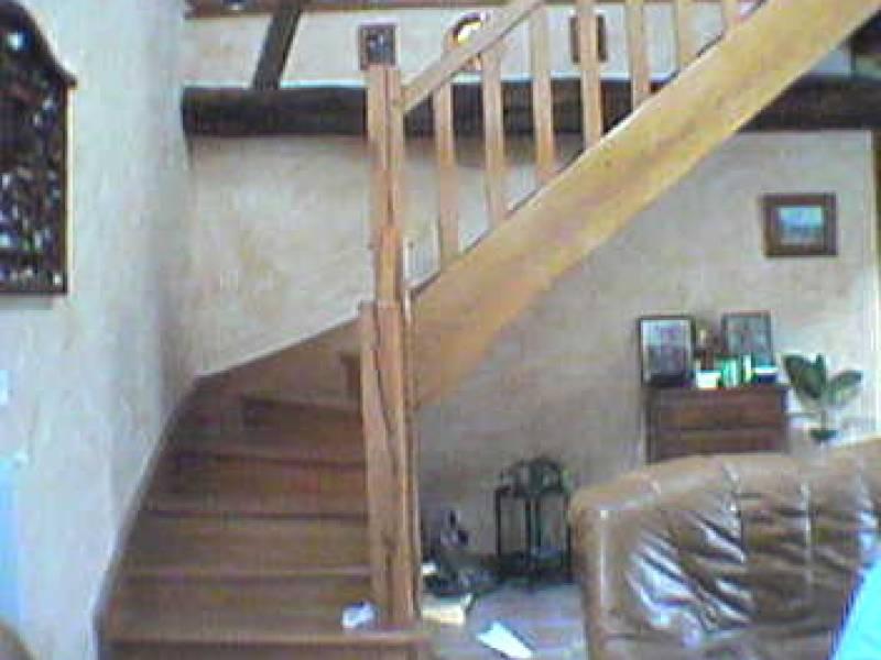Escalier Bois 78
