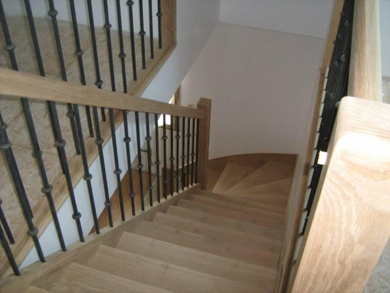 Escalier Sur Mesure Bois 78